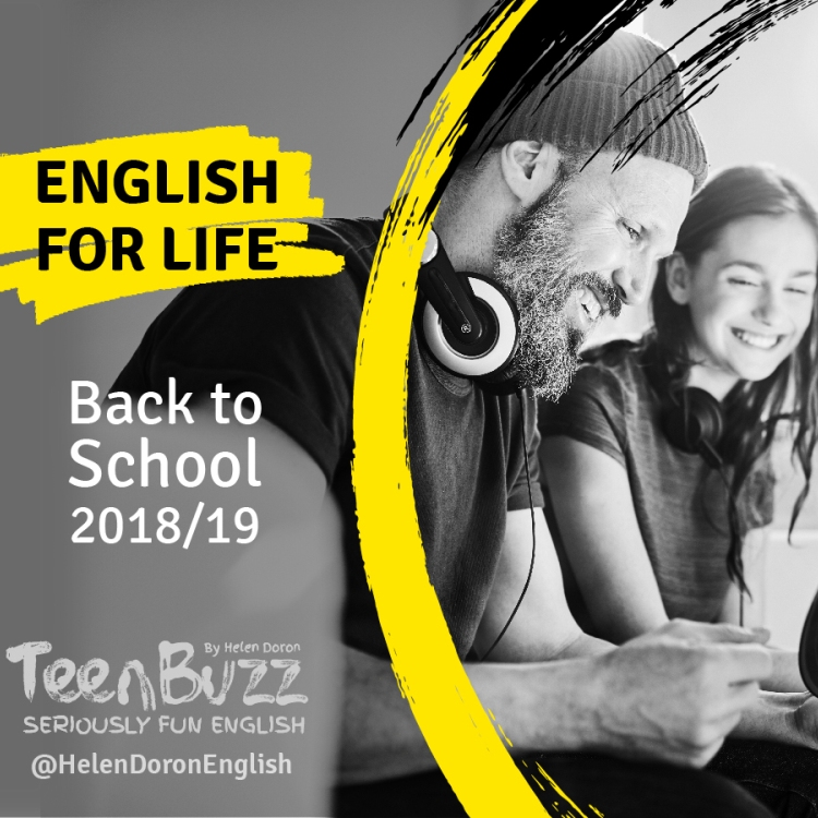 TEEN ENGLISH BERGAMO 750