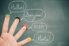 il bilinguismo è più facile in tenera età